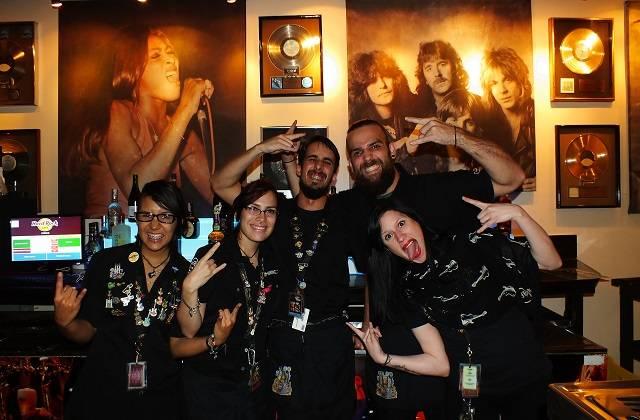 Hard Rock Café celebró el día de San Patricio con cerveza artesanal