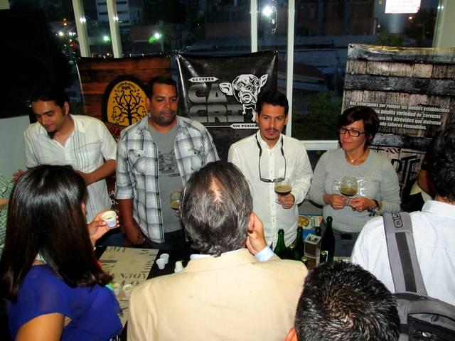 """""""Los Sabores de mi Tierra"""" llegó a Chacao por los estudiantes de la Universidad Santa María"""