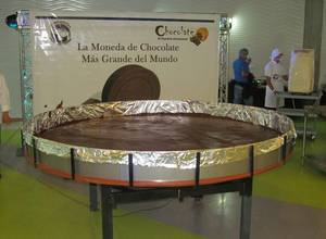 El chocolate más grande del mundo es venezolano