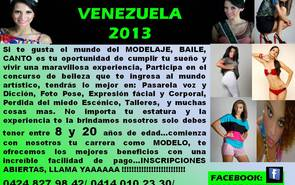 MISS BEAUTIFUL VENEZUELA BUSCANDO SU PROXIMA REINA