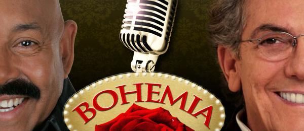 """D'León y Chester unirán sus voces en una noche """"Bohemia"""" para enamorados"""