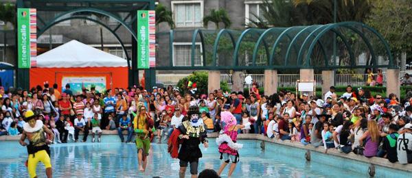 Carnaval en el Municipio Chacao