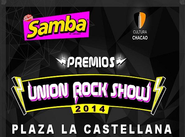 4ta Entrega de Los Premios Union Rock Show