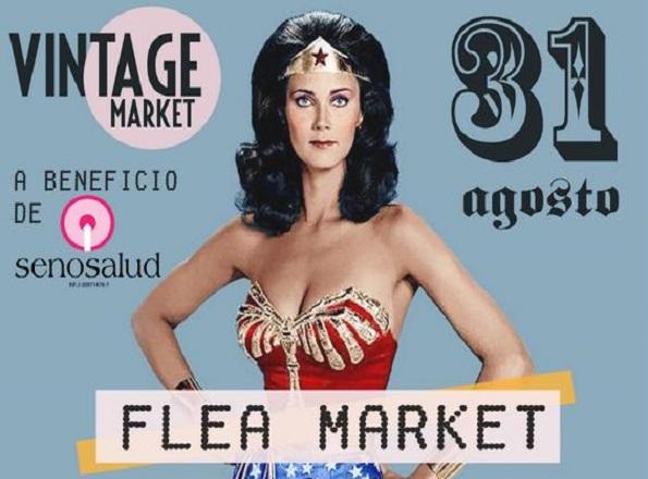 Vintage Market Especial a beneficio de Senosalud