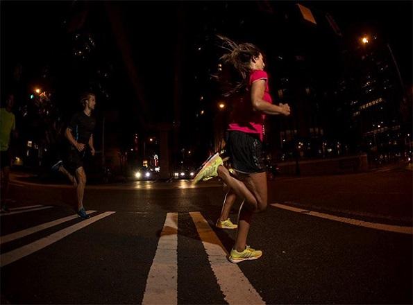 Entrenamiento  Runners en los Palos Grandes