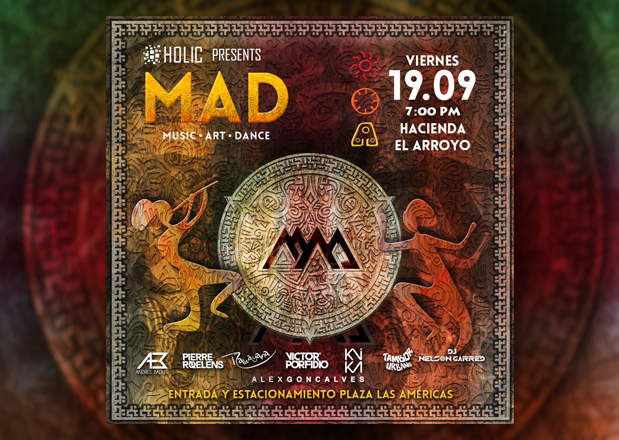 MAD: Music, Art & Dance Festival