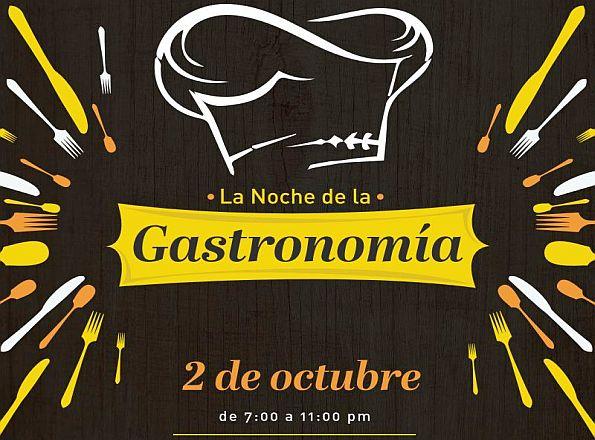 """Zona sur """"La Noche de La Gastronomía"""""""