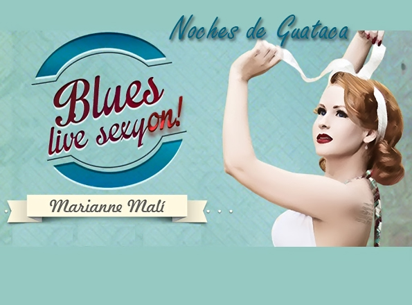 Marianne Malí seduce las Noches de Guataca