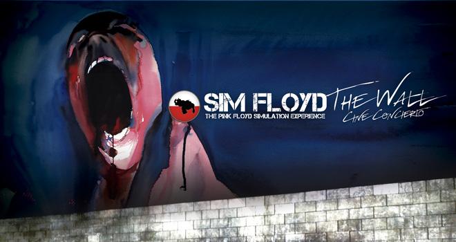 SIM FLOYD: THE WALL – Tributo a Pink Floyd