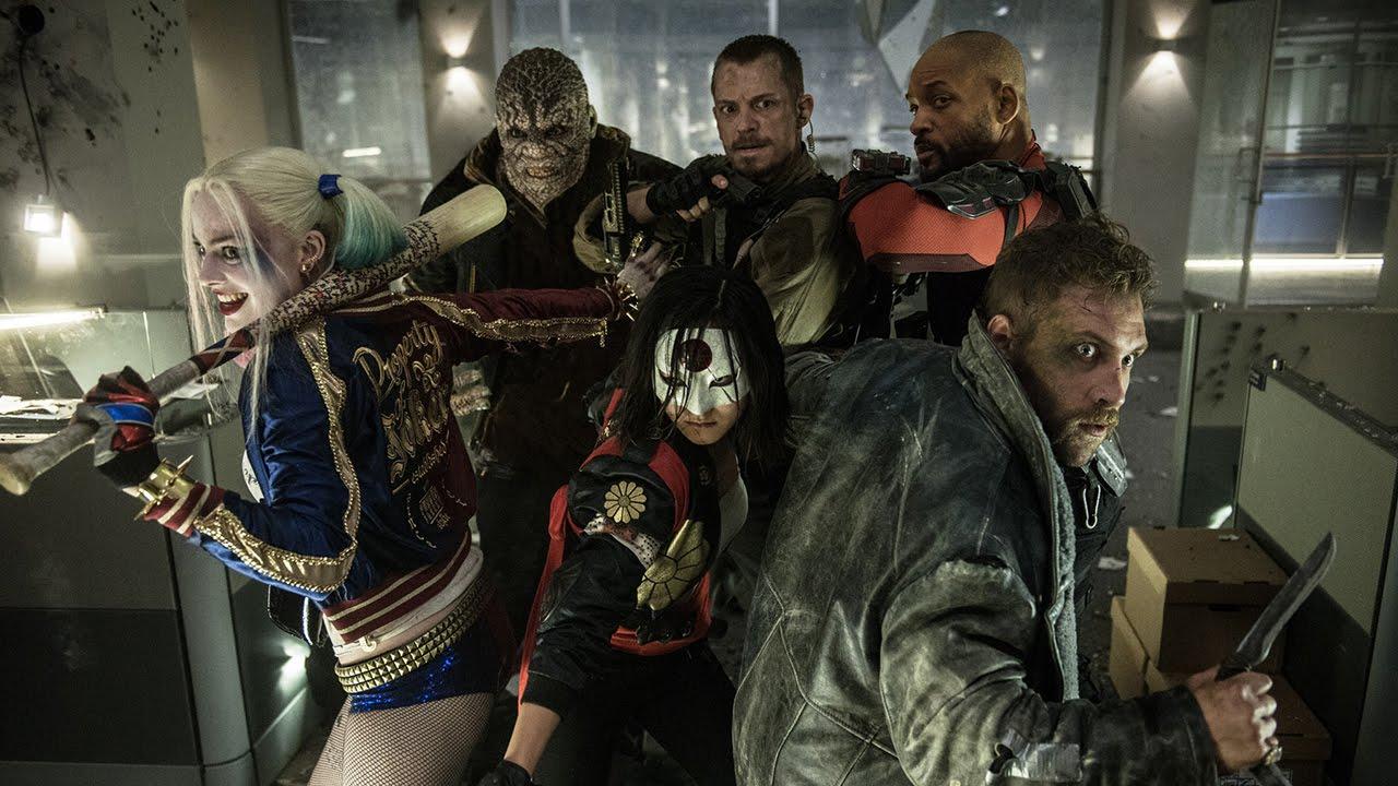"""Estos son los nuevos posters de """"Suicide Squad"""""""