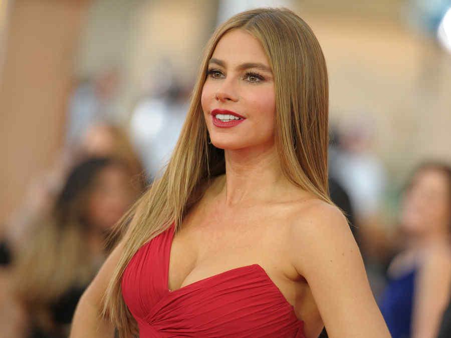 Sofía Vergara mostró su sexy cuerpo en ropa interior