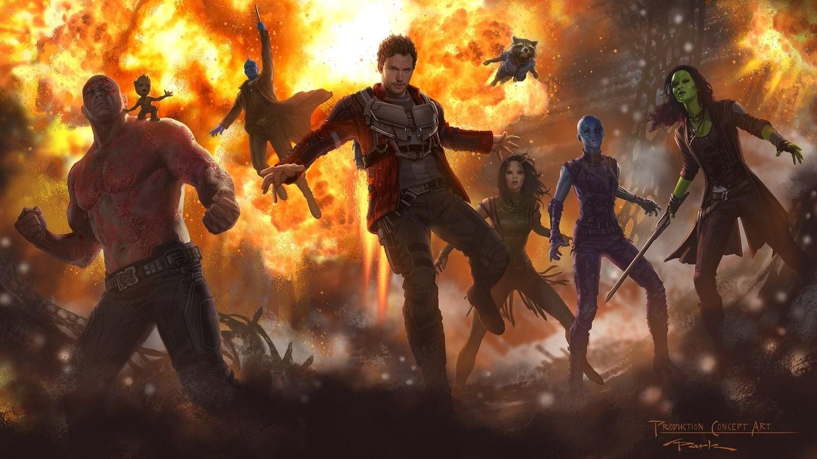 """Este es el primer adelanto de """"Guardianes de la Galaxia 2"""""""