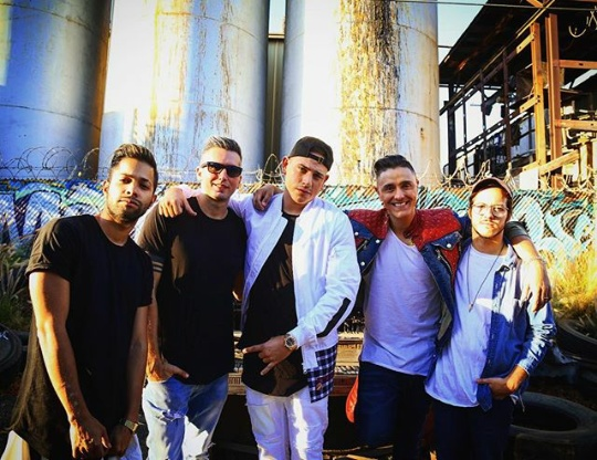 Nael y Justin dirigen el nuevo video clip de Chris Jeday ft. Joey Montana