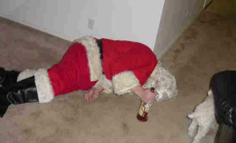 #EpicFails Los peores momentos de Santa Claus