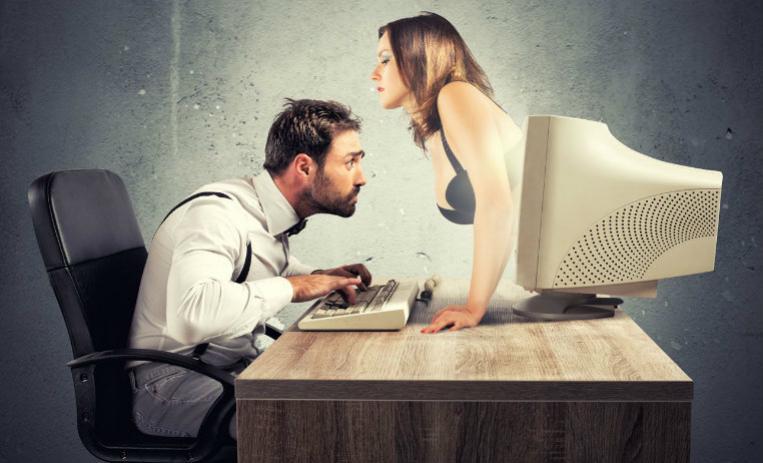 Cibersexo: la tecnología al rescate de tu relación a larga distacia