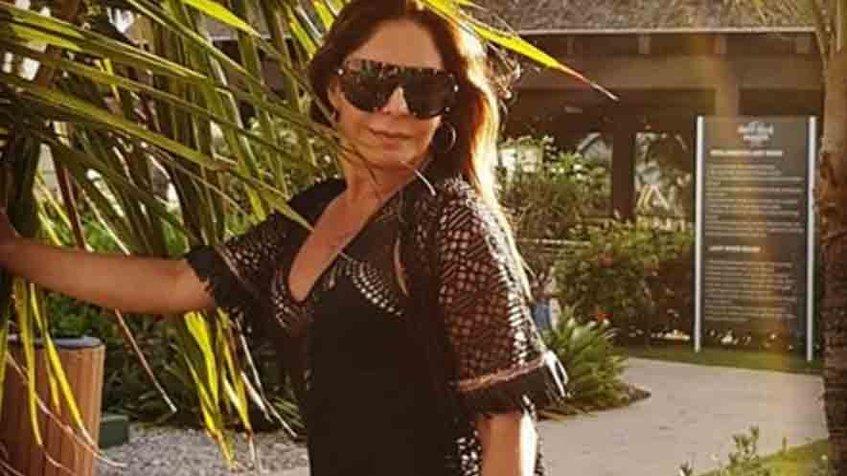 Estas son las sexys vacaciones de Viviana Gibelli