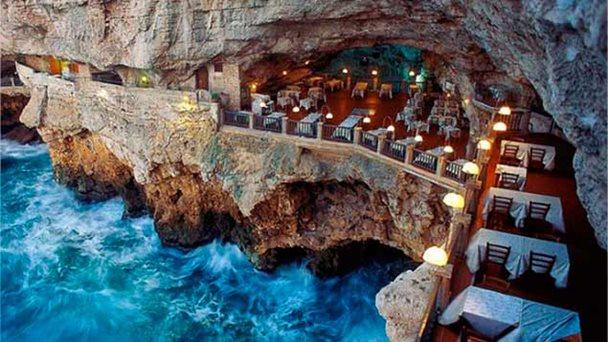 FOTOS | Los nueve restaurantes más extraños del mundo