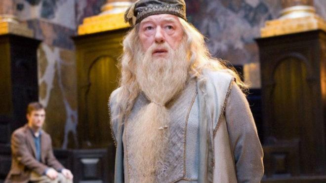 J.K. Rowling confiesa de quién estaba enamorado Dumbledore