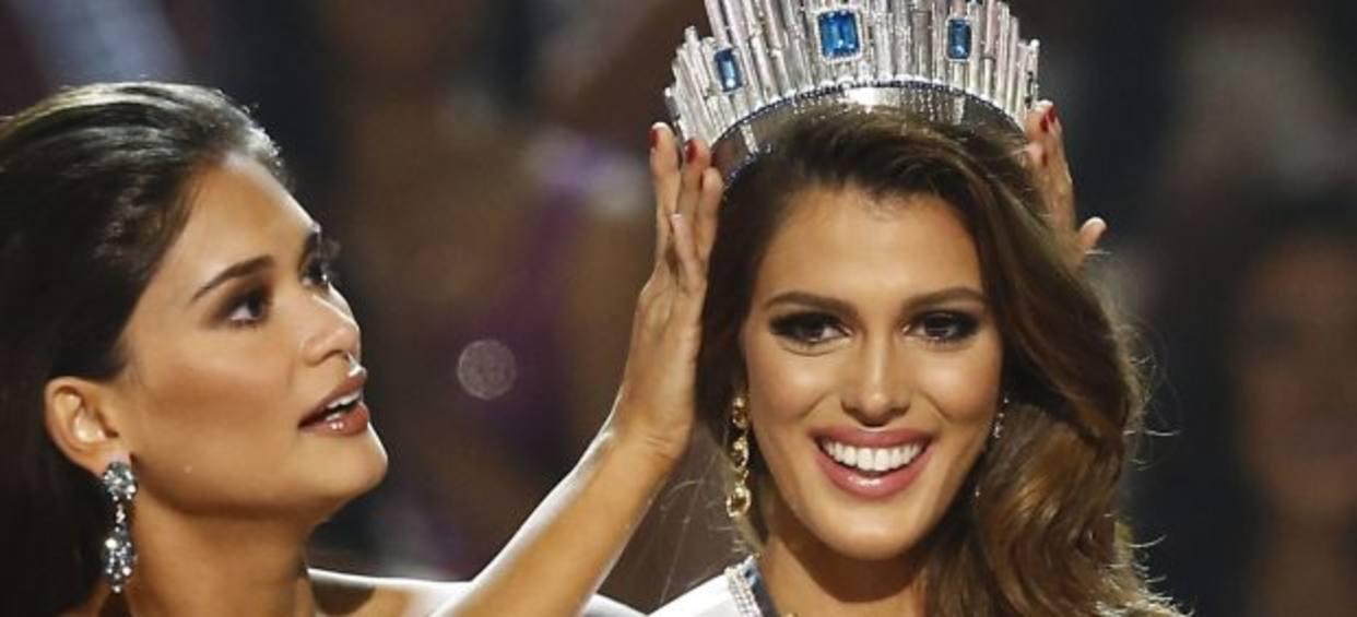 Así lucía de niña la nueva Miss Universo
