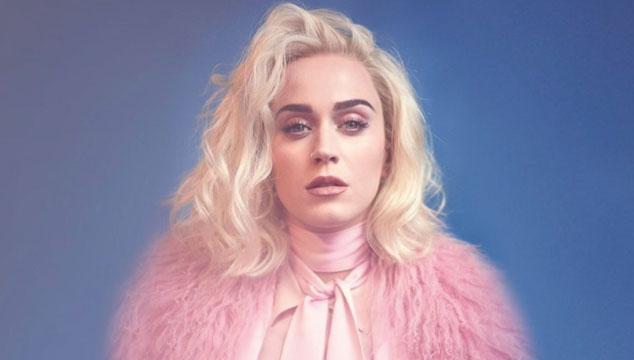 "Katy Perry publicó su primer sencillo ""Chained to the rhythm"""