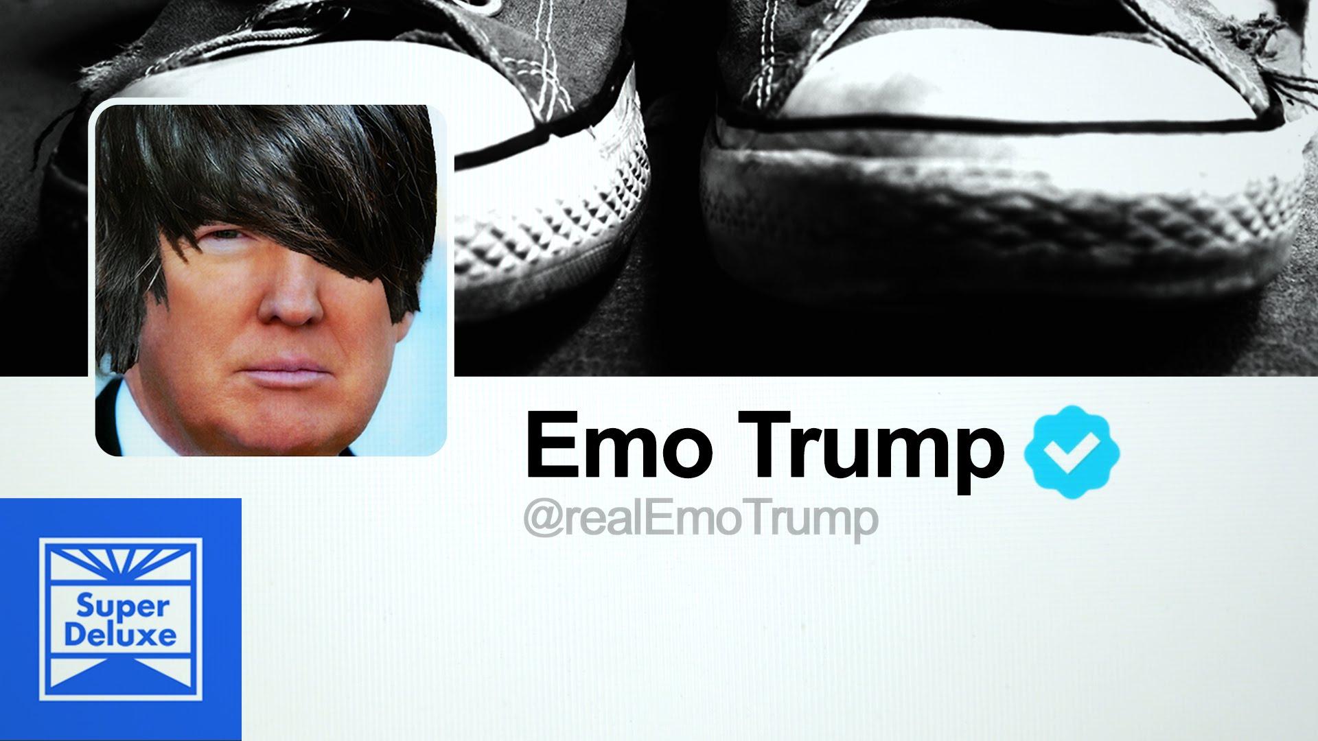 Los tweets de Donald Trump son perfectos para una canción emo y esta es la prueba