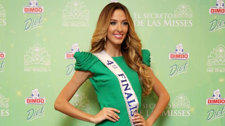 Rosangélica Pisciticelli representará a Venezuela en el Miss Internacional
