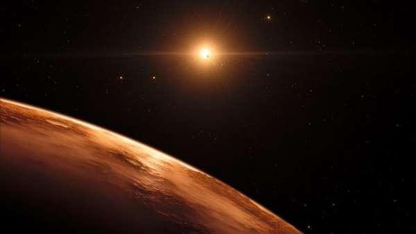 La NASA anuncia el descubrimiento de un sistema solar con siete 'Tierras'