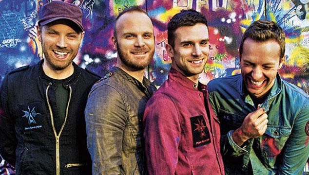 Esto es 'Hypnotised', el nuevo tema de Coldplay