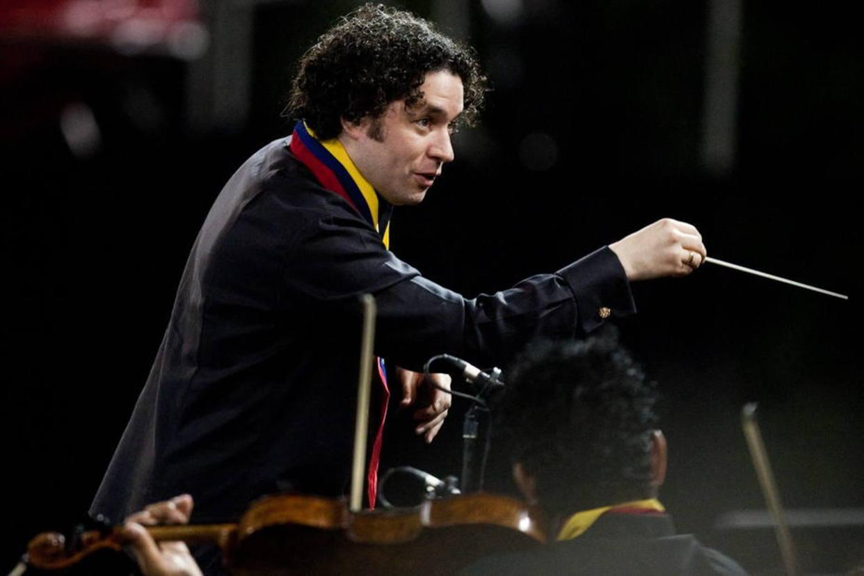 Confirmaron que se hará un documental sobre Gustavo Dudamel