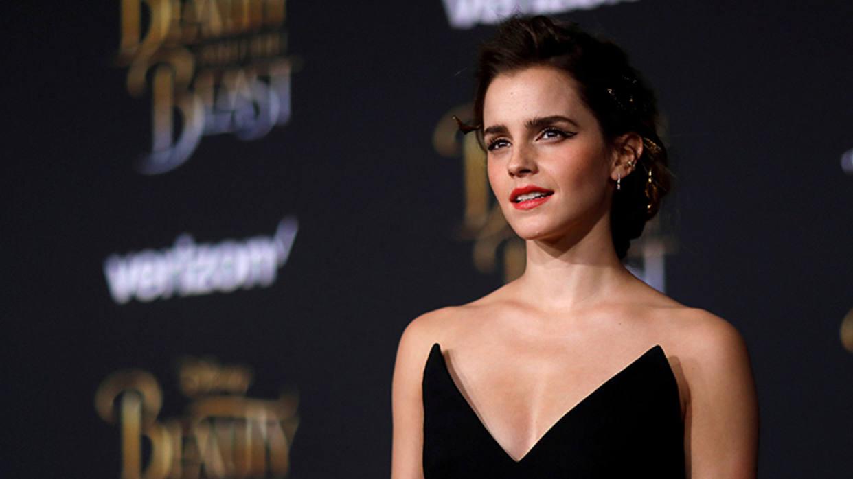 Emma Watson se avergüenza al recordar escena de Harry Potter