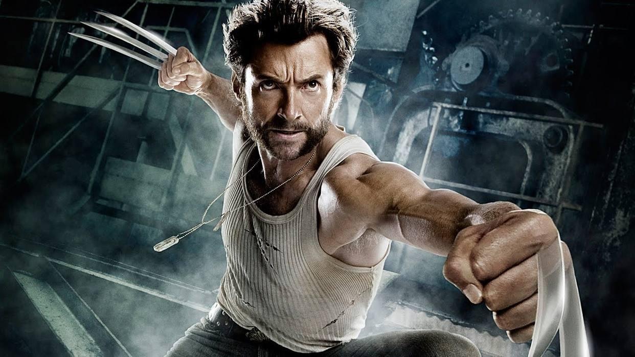 Hugh Jackman mostró cómo graban las peleas de Logan
