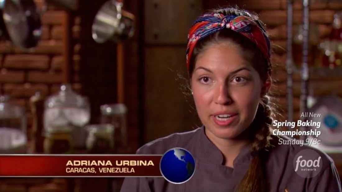 "Conoce a la venezolana que ganó el programa ""Chopped"""