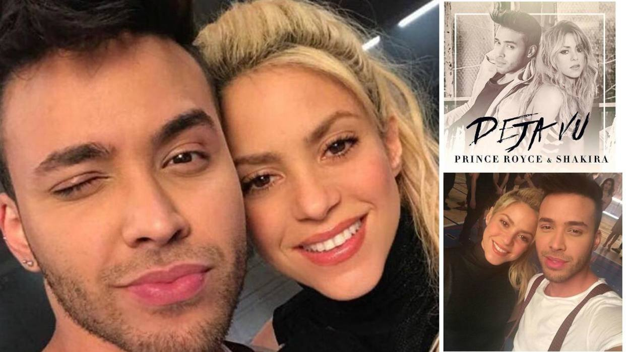 """[VIDEO] Prince Royce y Shakira estrenaron el video de """"Deja Vu"""""""