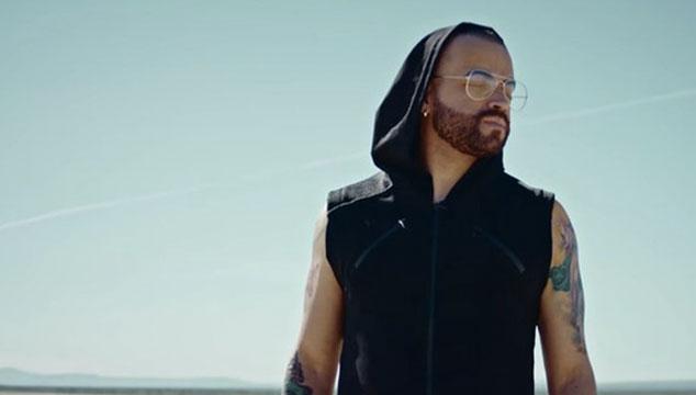 Nacho estrena el videoclip de 'Báilame', su primer tema como solista