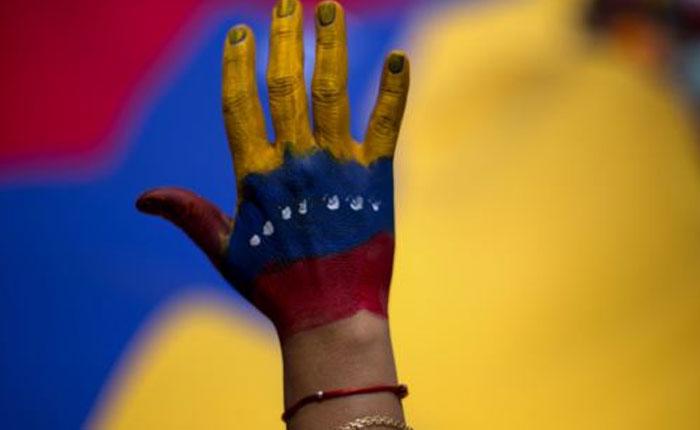 ES HORA DE MARCHAR POR VENEZUELA