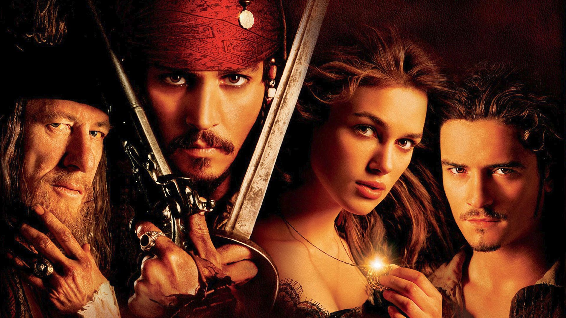 Orlando Bloom y Keira Knightley regresan en la nueva película de 'Piratas del Caribe'
