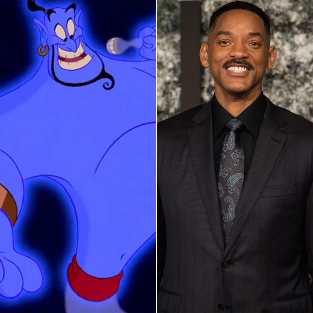 Will Smith podría ser El Genio en el live-action de 'Aladdin'