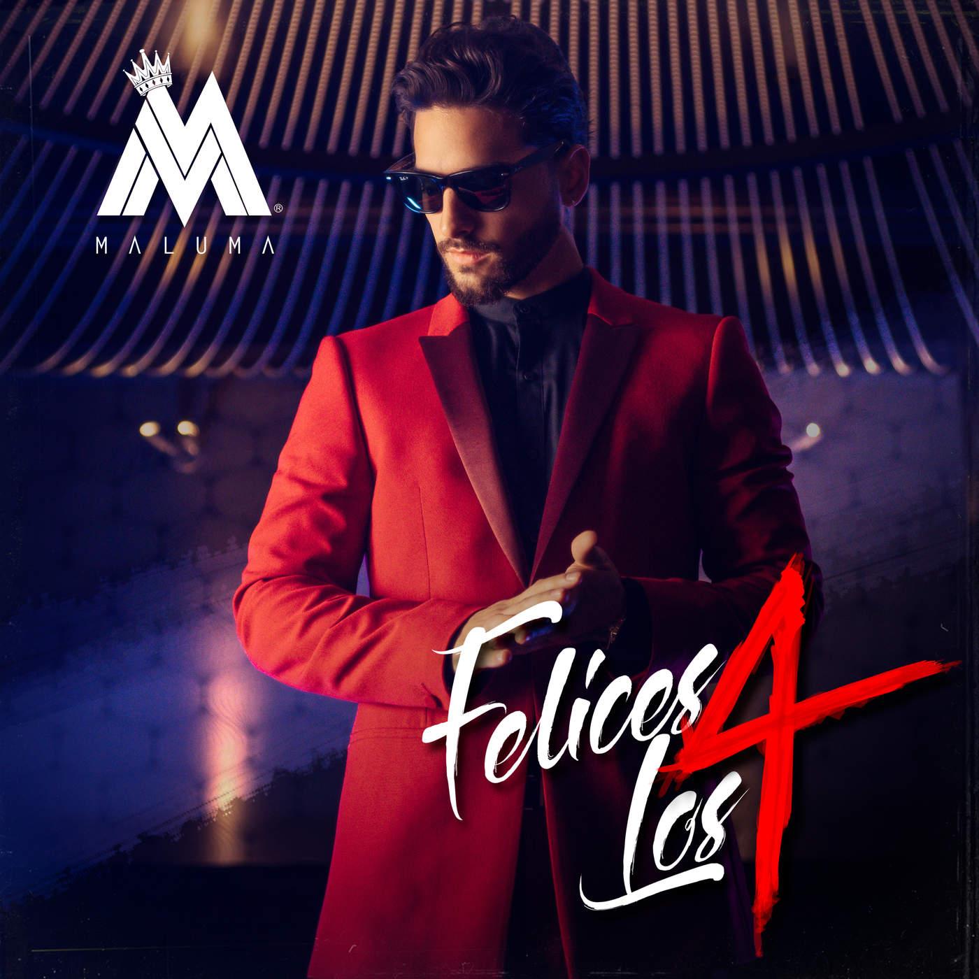 'Felices Los 4', el nuevo tema y videoclip de Maluma