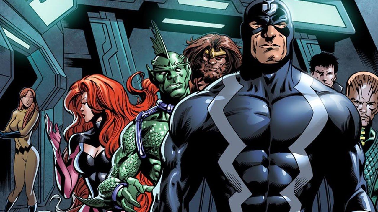 "Mira el teaser de la serie ""Marvel Inhumans"""