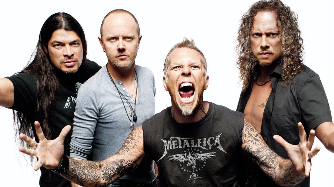 Metallica quiere tocar en el espacio