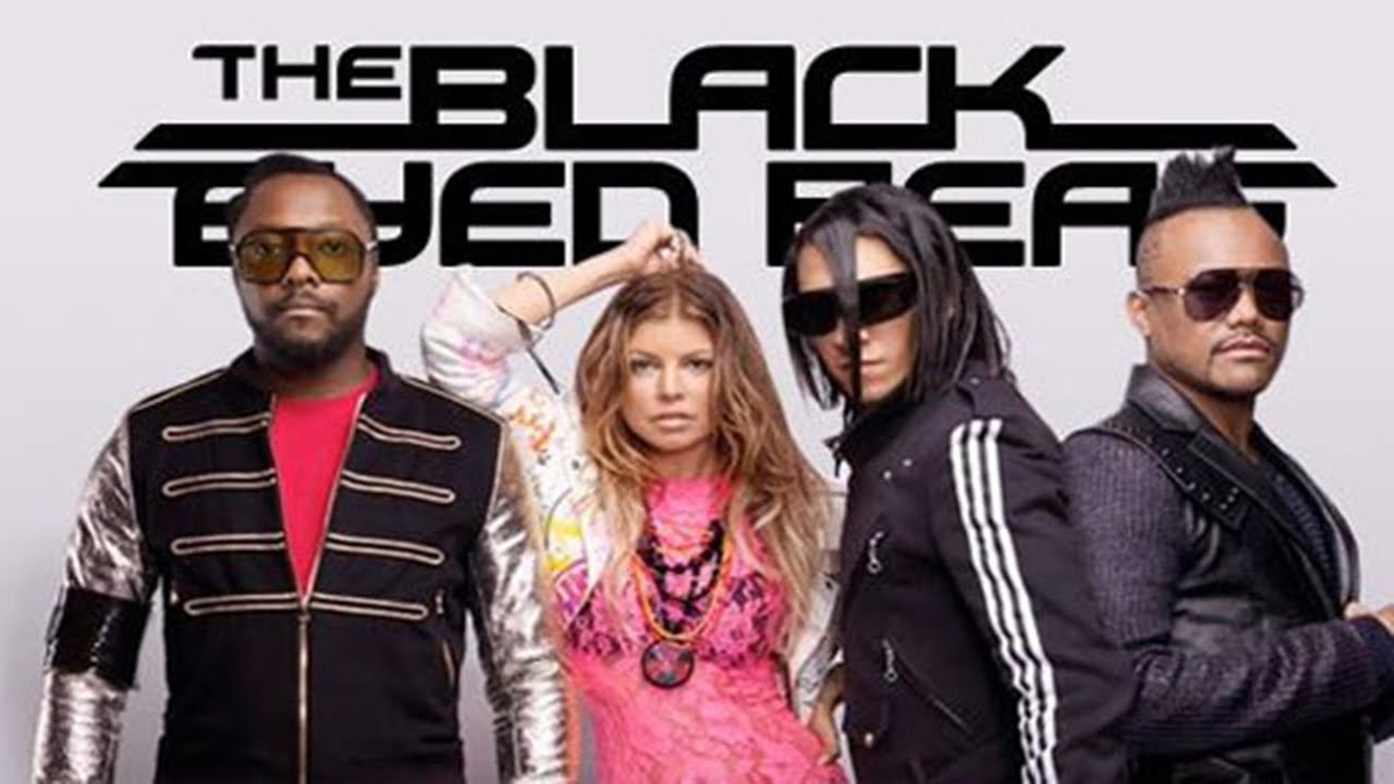 Black Eyed Peas tocará en la final de la Champions
