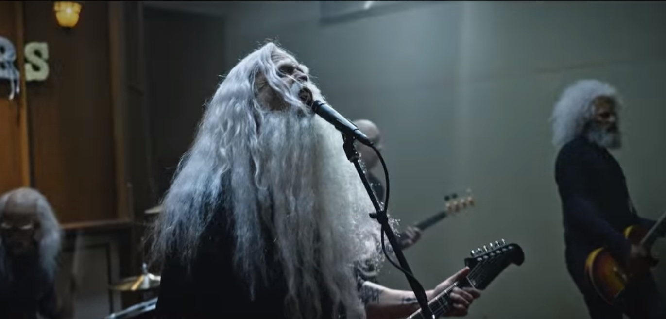 """""""Run"""", el nuevo videoclip de Foo Fighters, está dirigido por el propio Dave Grohl"""