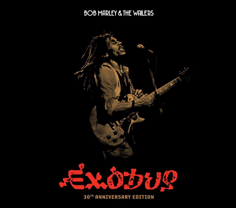 """""""Exodus"""" de Bob Marley cumple 40 años"""