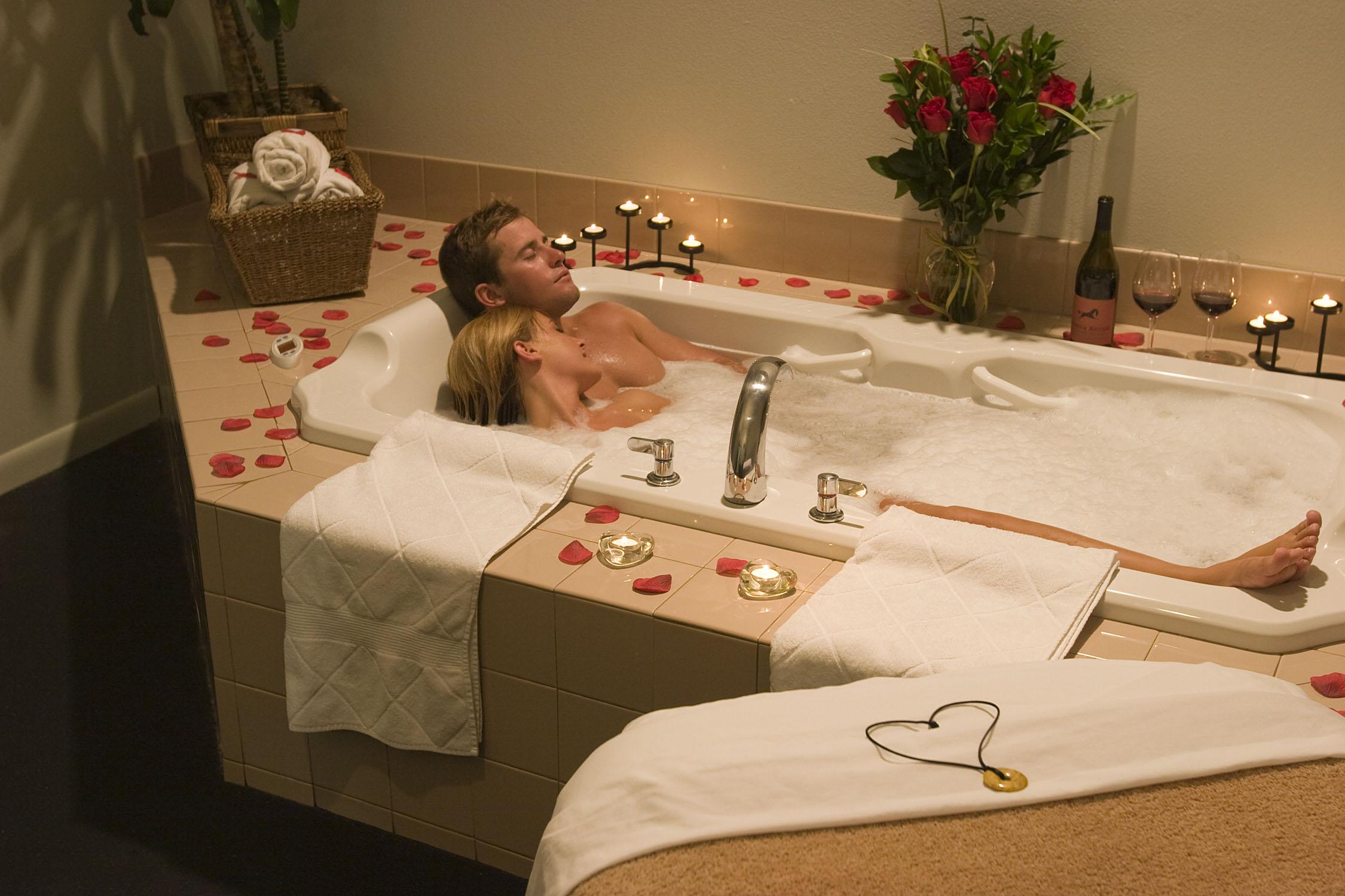 Masajes sexys y románticos para 2
