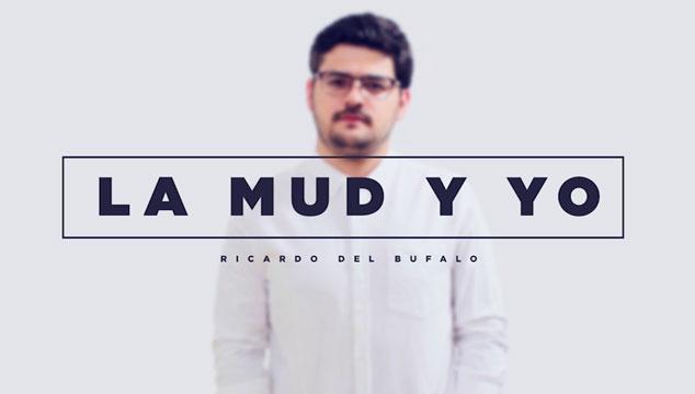 """Ricardo del Búfalo estrena su balada romántica """"La Mud y Yo"""""""