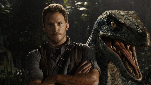 Primer póster oficial de Jurassic World 2