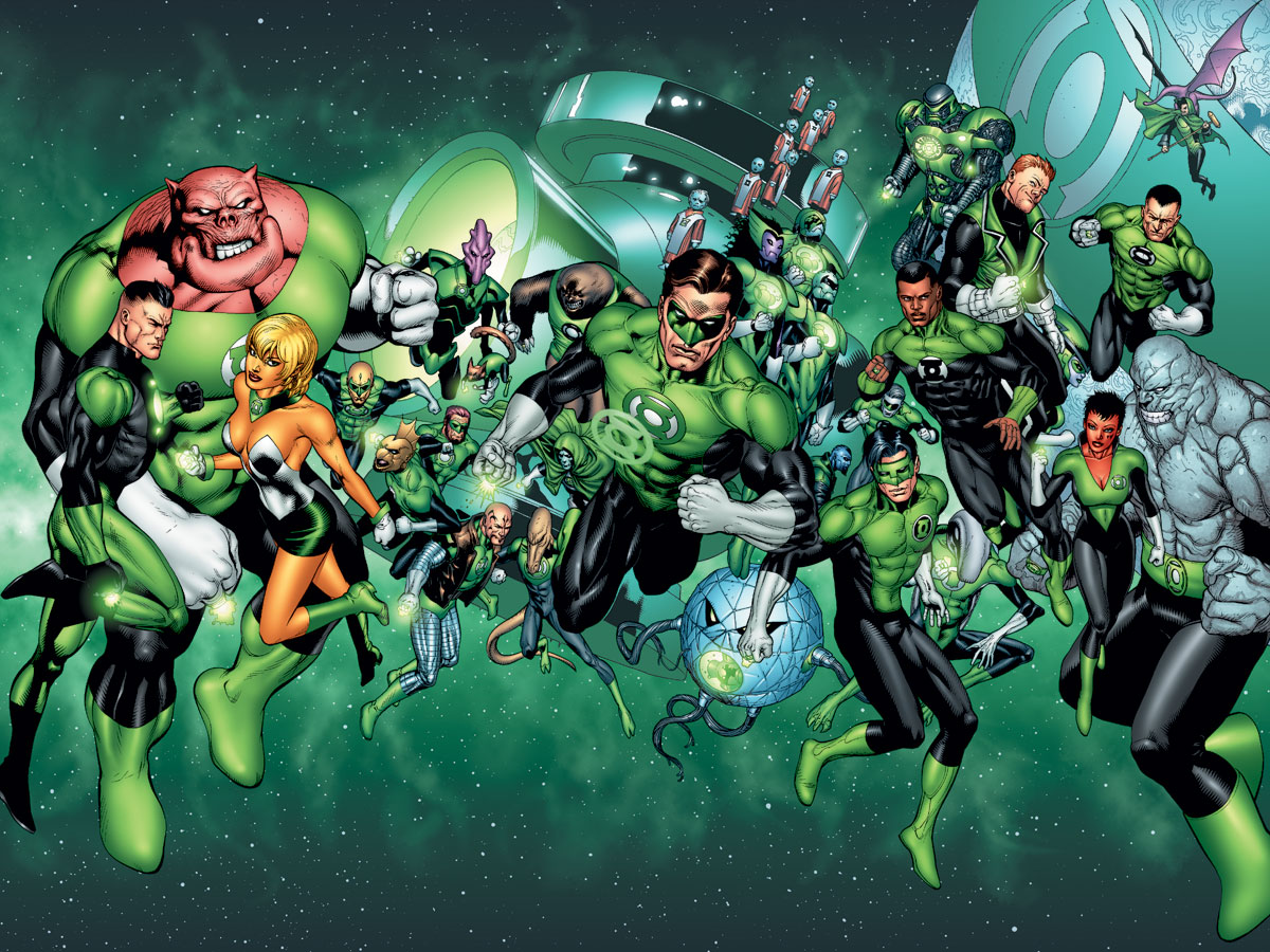 Este podría ser el director de Green Lantern Corps