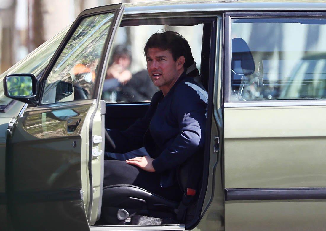 """Tom Cruise revela primera foto de """"Misión Imposible 6"""""""