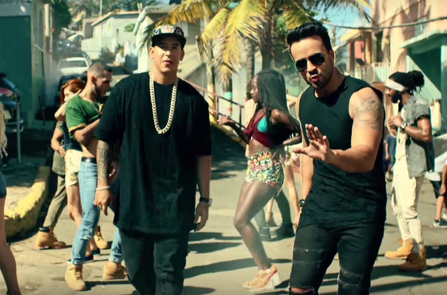 """""""Despasito"""" se convierte en la canción más escuchada en streaming de la historia"""