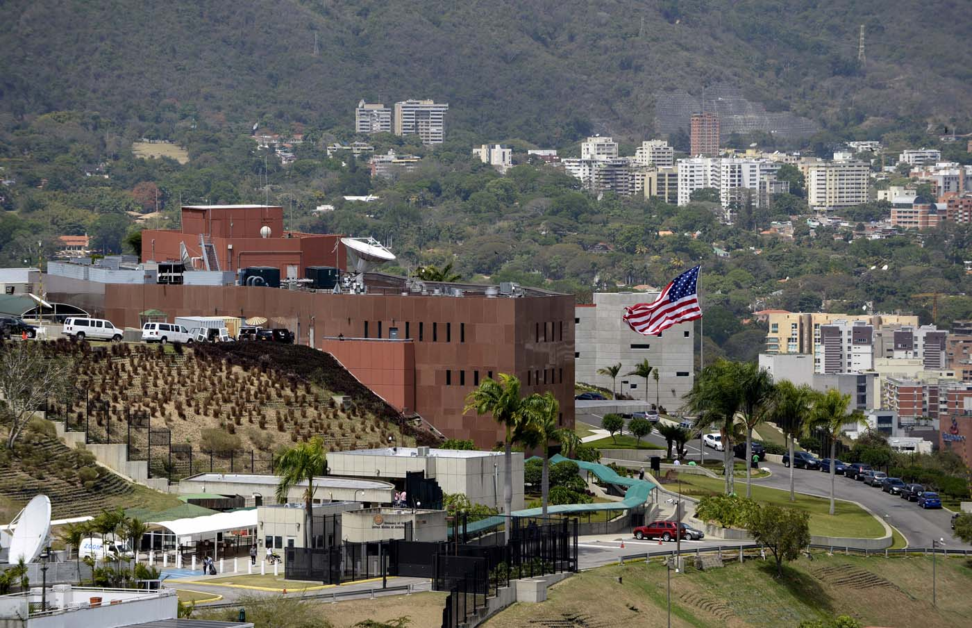 La Embajada Americana limita las visas a los venezolanos